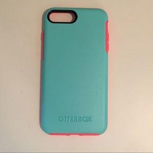 🍁NWOT iPhone 6+ 7+ 8+ Otterbox Symmetry Case